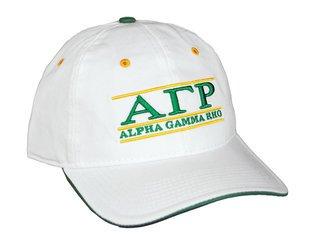 Alpha Gamma Rho Throwback Game Hat
