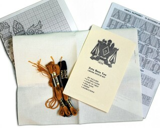 Sorority & Fraternity Cross Stitch Kits