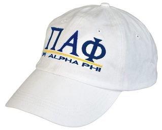 Pi Alpha Phi World Famous Line Hat