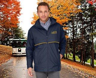 Alpha Epsilon Pi Men's New Englander� Rain Jacket