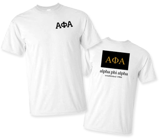 Alpha Phi Alpha Flag T-Shirt
