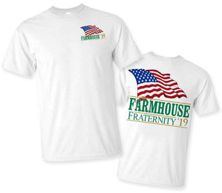 FarmHouse Fraternity Patriot Limited Edition Tee