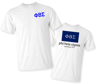 Phi Beta Sigma Flag T-Shirt