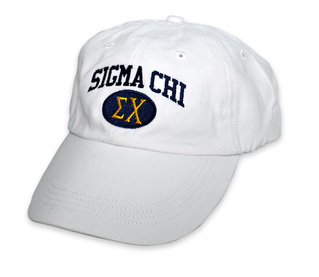 Sigma Chi Arch Hats