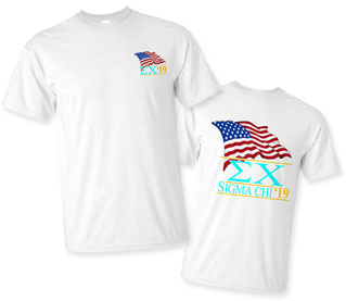 Sigma Chi Patriot Limited Edition Tee