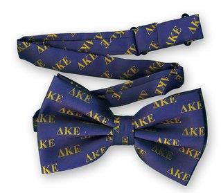 Delta Kappa Epsilon Bow Tie - Woven
