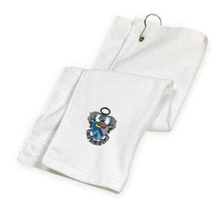 DISCOUNT-Sigma Tau Gamma Golf Towel