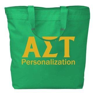 Alpha Sigma Tau Design Your Own Tote Bag