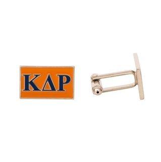 Kappa Delta Rho Rectangle Cuff Links