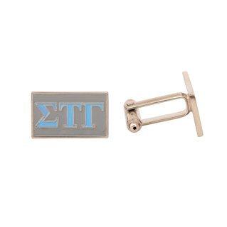 Sigma Tau Gamma Rectangle Cuff Links