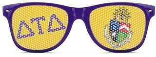 Delta Tau Delta Wayfarer Style Lens Sunglasses