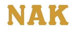 Nu Alpha Kappa Big Greek Letter Window Sticker Decal