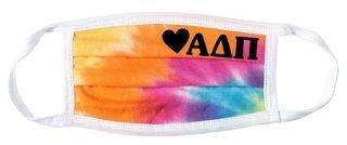 ADPI Tie Dye Face Mask
