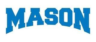 Mason / Freemason Long Window Decal