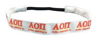 Alpha Omicron Pi Head Wrap Mini