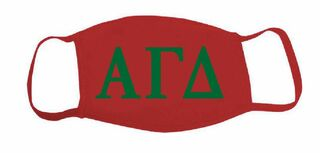 Alpha Gamma Delta Face Masks