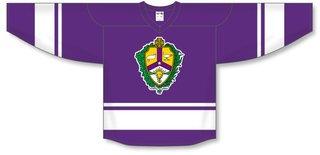 Alpha Kappa Lambda League Hockey Jersey