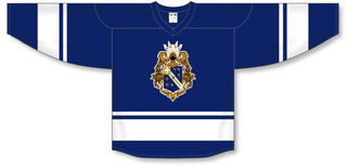 Alpha Phi Omega League Hockey Jersey