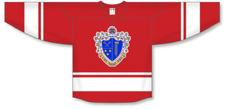 Chi Phi League Hockey Jersey