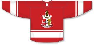 Kappa Alpha Psi League Hockey Jersey