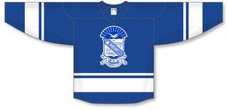 Phi Beta Sigma League Hockey Jersey