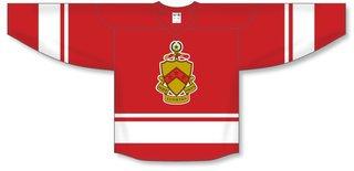Phi Kappa Tau League Hockey Jersey