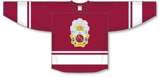 Phi Sigma Kappa League Hockey Jersey