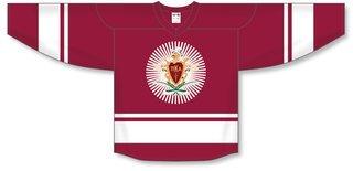 Pi Kappa Alpha League Hockey Jersey