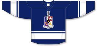 Tau Delta Phi League Hockey Jersey