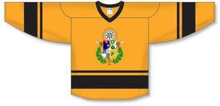 Zeta Psi League Hockey Jersey