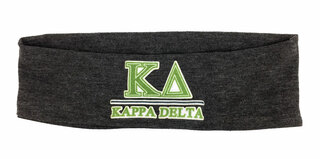 Kappa Delta Cotton Stretch Headband