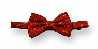 Tau Kappa Epsilon Bow Tie - Woven