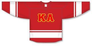 DISCOUNT-Kappa Alpha Breakaway Lettered Hockey Jersey