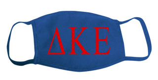 Delta Kappa Epsilon Face Masks