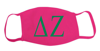 Delta Zeta Face Masks