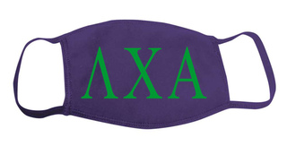 Lambda Chi Alpha Face Masks