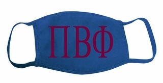 Pi Beta Phi Face Masks