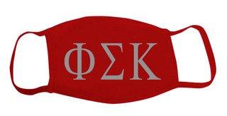 Phi Sigma Kappa Face Masks