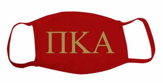 Pi Kappa Alpha Face Masks