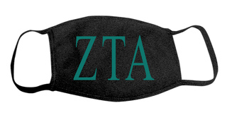 Zeta Tau Alpha Face Masks