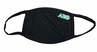 Alpha Epsilon Phi Applique Face Masks