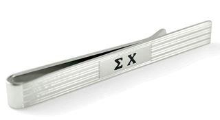 Sigma Chi Tie Clip Bar