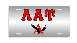 Lambda Alpha Upsilon Car Merchandise & License Plate Frames