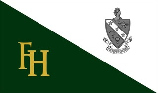 FarmHouse Fraternity Flag Decal Sticker