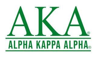 Alpha Kappa Alpha Custom Sticker - Personalized