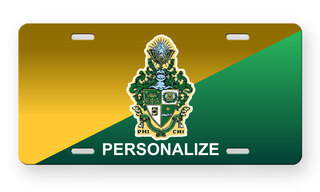Phi Chi License Cover