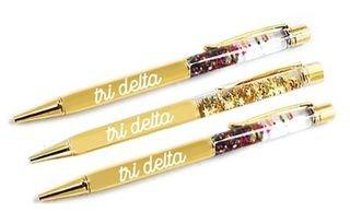 Sorority Glitter Pens (Set of 3)