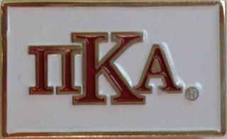 Pi Kappa Alpha Lapel Pin