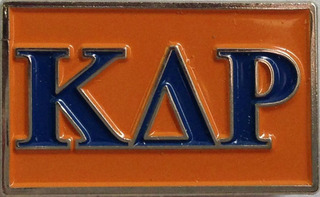 Kappa Delta Rho Lapel Pin