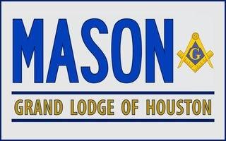Mason / Freemason Custom Line Sticker Decal